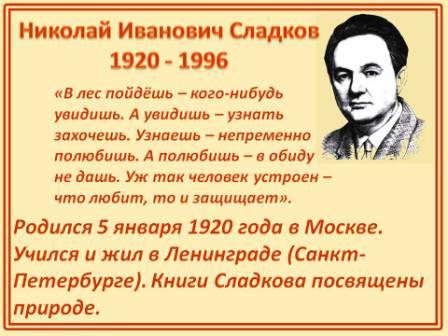Н.Сладков «Ивовый пир». 2 класс. | Блог Оксаны Бычкуновой