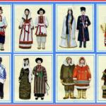 Народности России